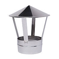 AISI 430 Зонт вент. s0,5 мм d120 мм