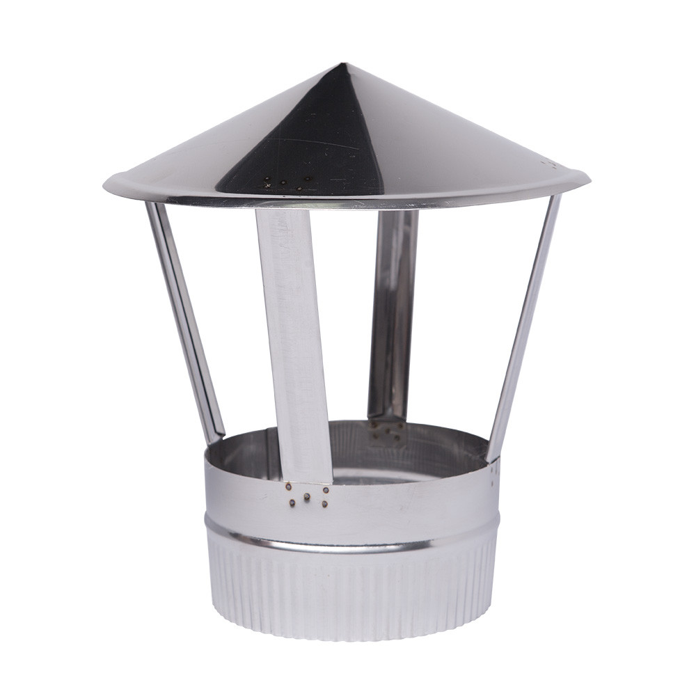 AISI 430 Зонт вент. s0,5 мм d130 мм