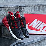 Мужские кроссовки Nike Air Max 270 (черно/белые), фото 8