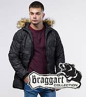 Braggart Youth | Куртка зимняя 25350 черная
