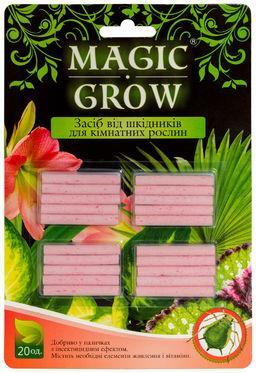 Удобрение в палочках Magic Grow от вредителей, Гилея 20 шт