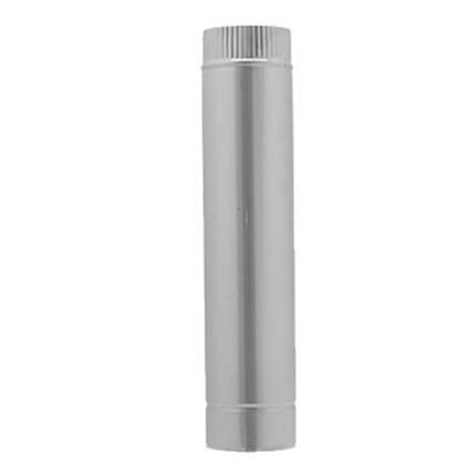 AISI 304 Труба вставка s0,5 мм L0,5 м d125 мм, фото 2