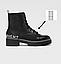 Шнурки для обуви круглые KIWI 100 см черные, фото 2