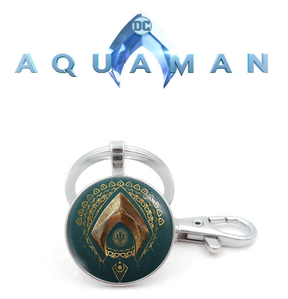 Брелок Лого Аквамен / Aquaman