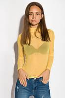 Гольф-сетка женская 108P027 (Желтый)