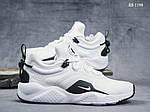 Мужские кроссовки Nike Huarache City (черно/белые), фото 3