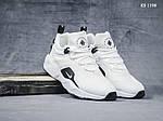 Мужские кроссовки Nike Huarache City (черно/белые), фото 4