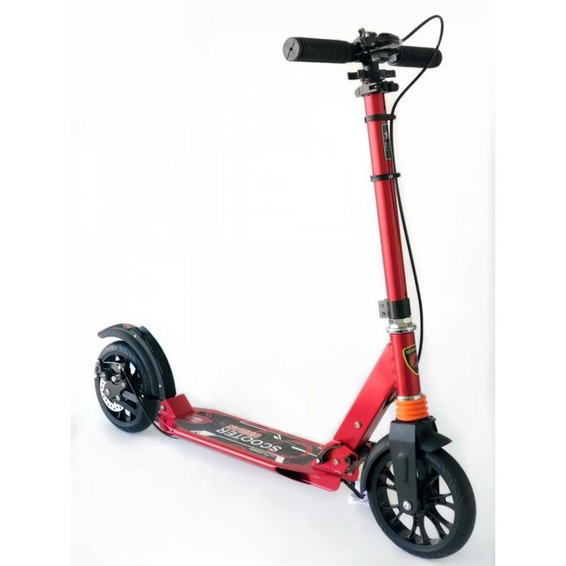 Самокат Scooter Urban Sport от 8 лет поворотный руль для подростков и взрослых