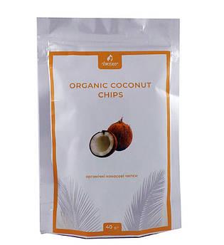 Кокосовые чипсы органические ЇжЕко 40 г