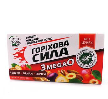 Пастила Яблоко Банан Орех серия Ореховая сила Pasti Food 50 г