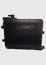 Радіатор вод. охолодження ВАЗ 2107 2-х рядний мідний виробництво Іран