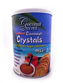 Кокосовый сахар органический Coconut Secret 340 г