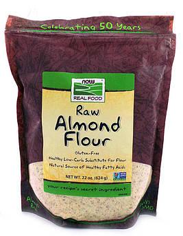 Мигдальна борошно Almond flour Now Real Foods 624 р