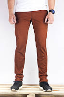 Штаны чинос White Sand Chinos Pants Red Mat, фото 1
