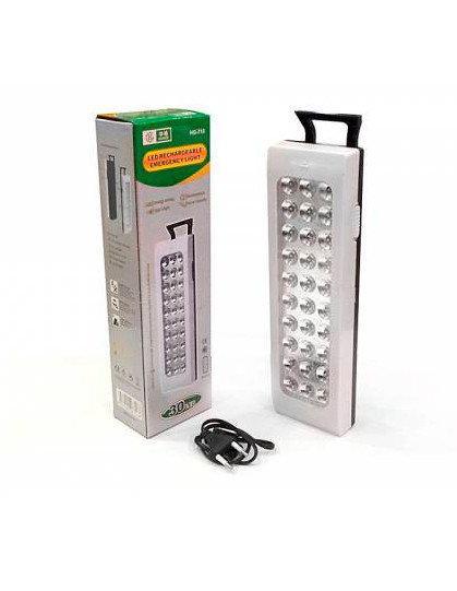 Фонарик Светодиодный ручной прожектор  HG-716, 30 диодов