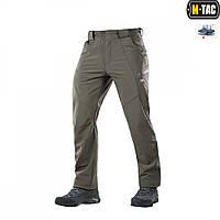 M-Tac брюки Soft Shell Winter Olive 20306001