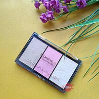 Пудра-корректор с румянами, Farres cosmetics, фото 1