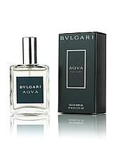 Мужской мини-парфюм Bvlgari Aqua 35мл
