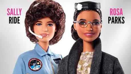 Коллекция Барби пополнилась новыми персонажами - космонавт и активистка