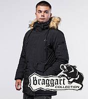 Braggart Youth | Зимняя парка 25770 черная, фото 1