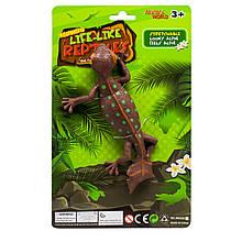 Игрушка-антистресс Листохвостый геккон
