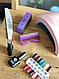 Стартовый набор для маникюра,для ногтей,лампа sunone 48ВТ,фрезер, фото 3