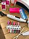Стартовый набор для маникюра,для ногтей,лампа sunone 48ВТ,фрезер, фото 5