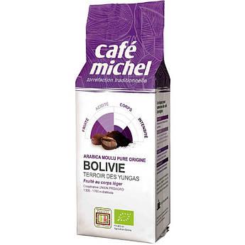 Кофе молотый Арабика Боливия Cafe Michel 250 г