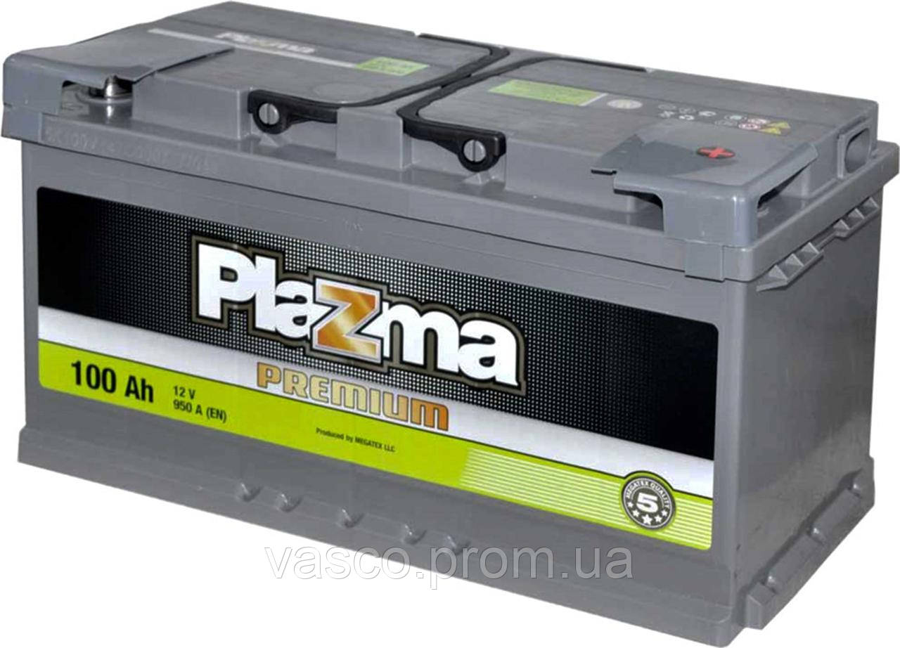 Акумулятор стартерний 6СТ-100 Plazma Expert