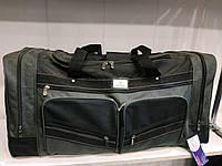 Дорожная универсальная сумка, сумка для поездок, дорожная сумка (темно-серый), фото 1