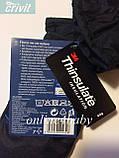 Краги термо рукавиці Crivit Thinsulate 11-12 років, фото 5