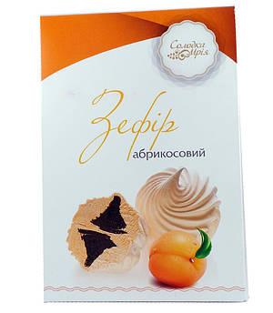 Зефир абрикосовый на Пектине Солодка Мрія 280 г