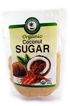 Кокосовый сахар органический Sun Rich Paradise 200 г