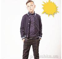 Куртка бомбер детская Овен Класс на кнопках 17КР-083-71 128