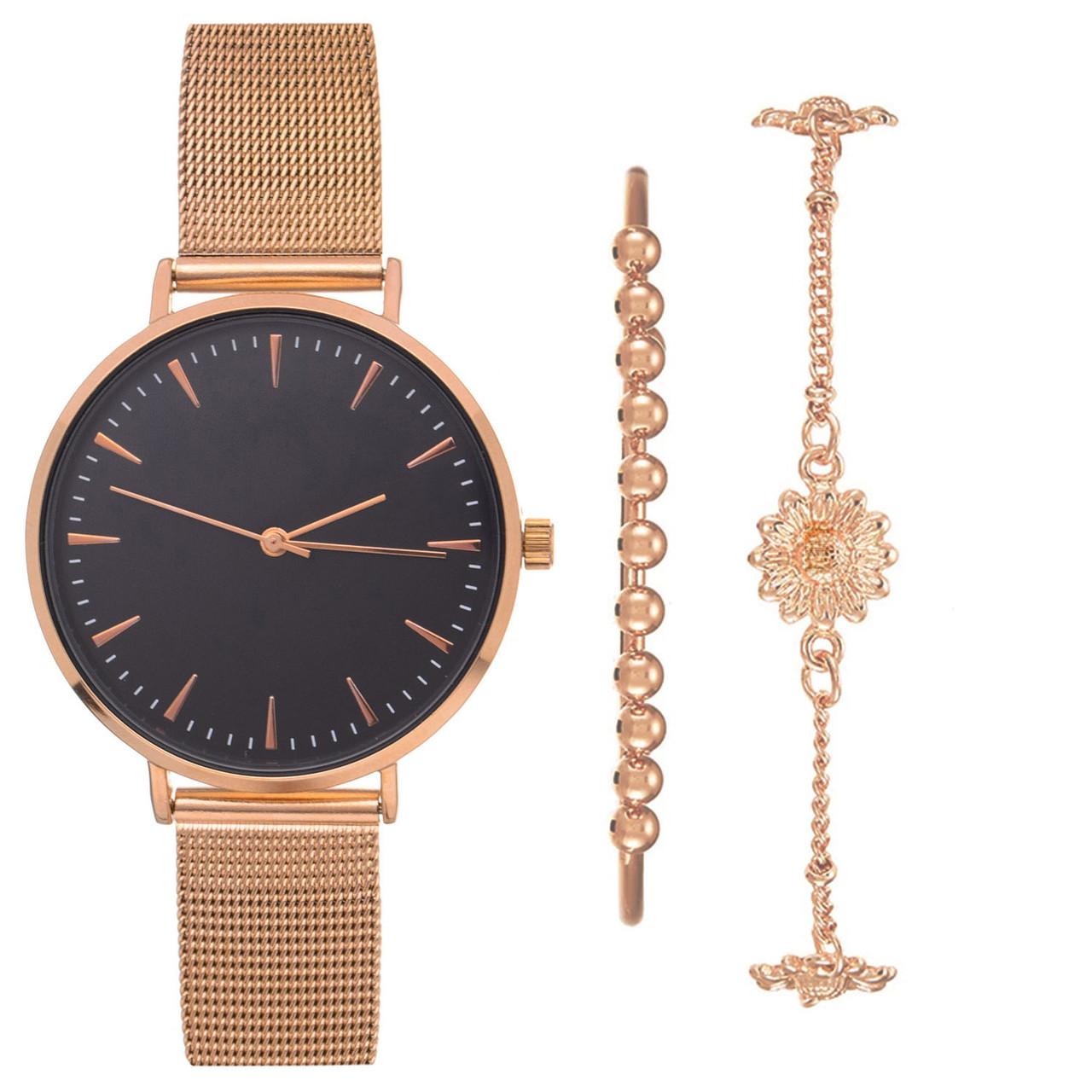 Жіночий годинник Kiomi ifgyy Gold