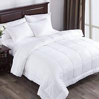 Одеяло летнее Ютек Comfort Night Микросатин на полиэфирном волокне 155х215 см