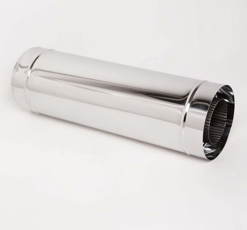Н/Н Труба вставка (АISI 304/430) L0,5 м d110/180 мм