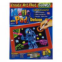 3D планшет для рисования Magic Pad световой планшет для детей