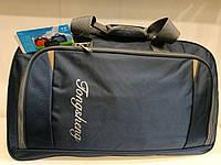 Дорожная универсальная сумка, сумка для поездок, дорожная сумка (синий), фото 1