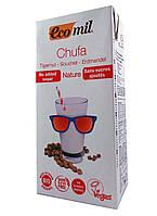 Молоко из ореха чуфа органическое Ecomil 1000 мл
