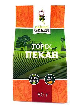 Орех пекан NATURAL GREEN 50 г