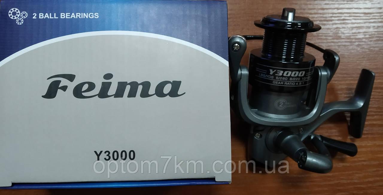 Катушка Feima Y4000 3bb пластик