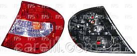 Фонарь задний для Toyota Camry V30 '02-04 правый (DEPO) американская версия, 4 лампы