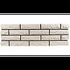 """Облицовочный кирпич Литос  """"Скала"""" Евро пустотелый 216*100*65 Белый, фото 2"""