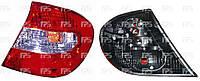 Фонарь задний для Toyota Camry V30 '02-04 левый (DEPO) американская версия, 4 лампы
