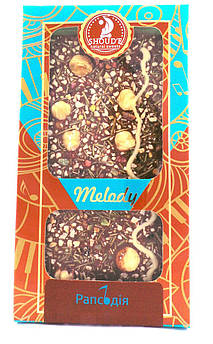 Шоколад молочный Рапсодия Сладкий Мир 100 г