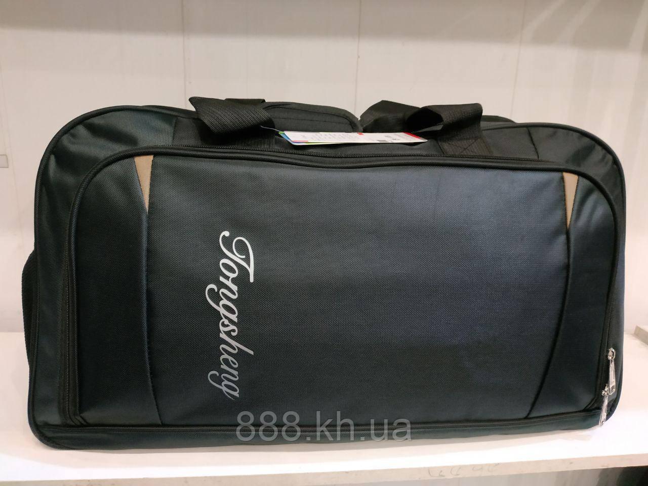 Дорожная универсальная сумка, сумка для поездок, дорожная сумка (черный)