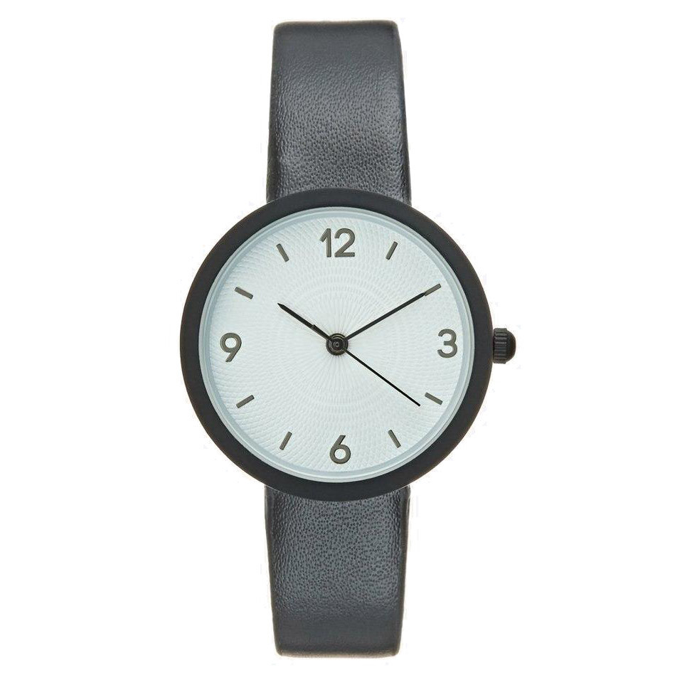 Жіночий годинник Kiomi Kvinna Black