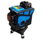 3D лазерный нивелир KRAISSMANN 12 3D-LL 25. Лазерный нивелир Крайсман, фото 4