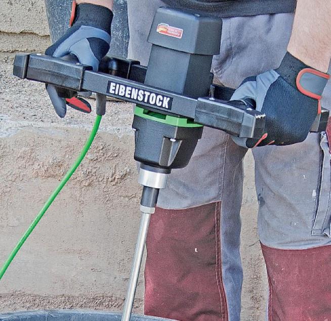 Строительный миксер Eibenstock EHR 20.1 L SET (07701000)